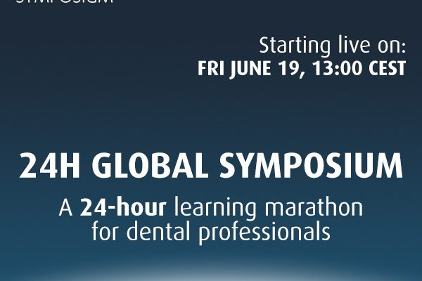 24-hours global symposium by 3shape